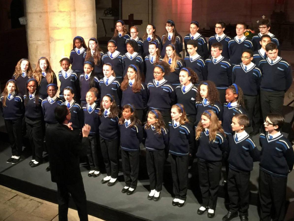 Chanteurs de Bondy - Rotary club à Nantes