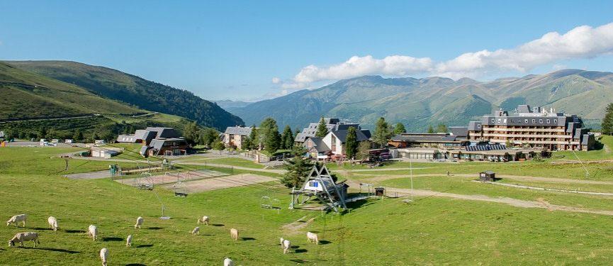 Station Val Louron - Pyrénées