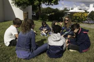 Parrainage - jeunes sourds ALPC