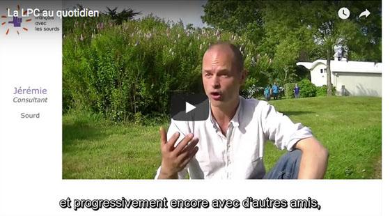 Vidéo ALPC - LPC AU QUOTIDIEN