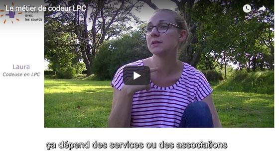 Vidéo ALPC - METIER-CODEUR