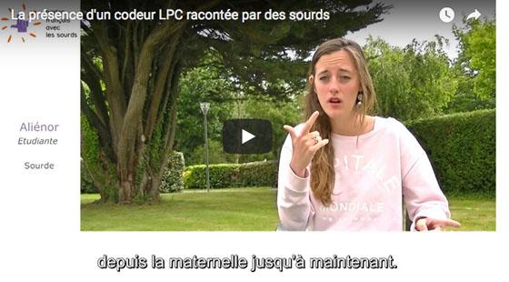 Vidéo ALPC - PRESENCE CODEUR RACONTEE
