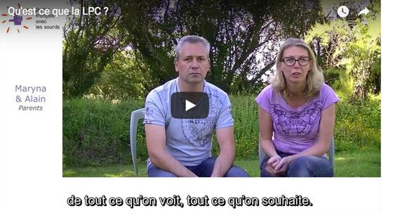 Vidéo ALPC - QU'EST-CE QUE LE LPC ?