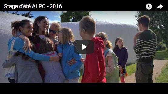 Vidéo stage ALPC 2016 François Taguet