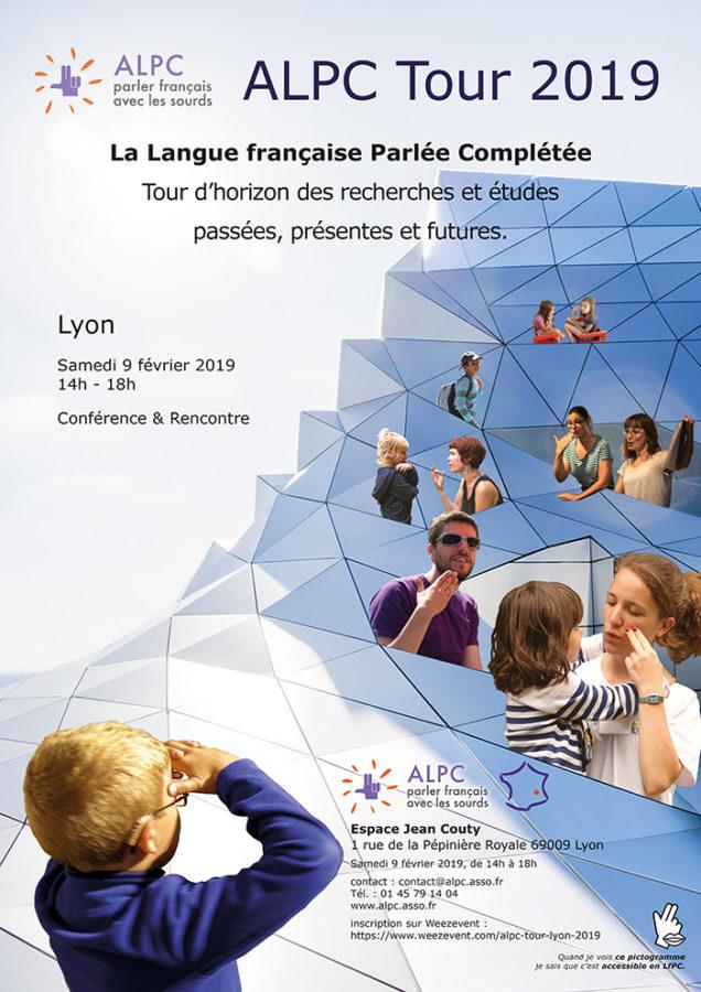 ALPC Tour - 9 février 2019 à Lyon