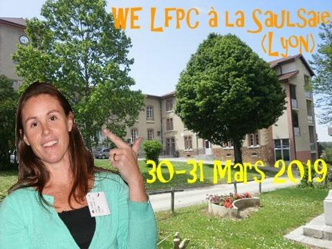 Annonce Formation LPC - Saulsaie - Lyon - mars 2019