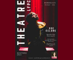 Cours Théâtre LfPC - Bordeaux