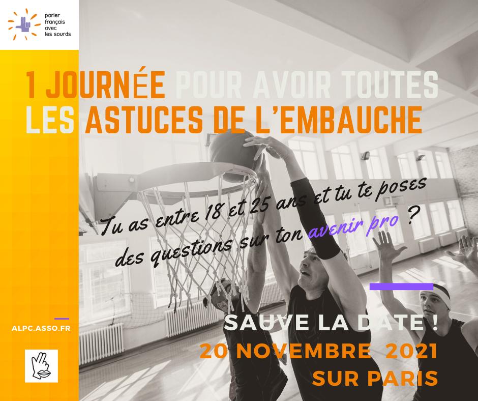 Atelier coaching Paris Novembre 2021