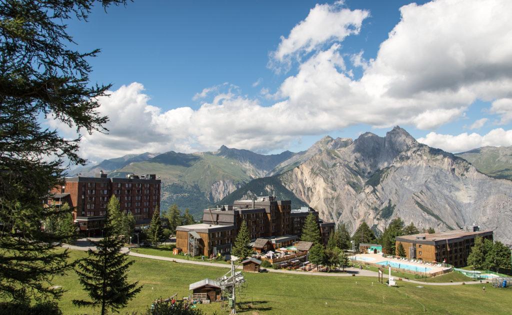 Stage ALPC - Les Karellis - Savoie