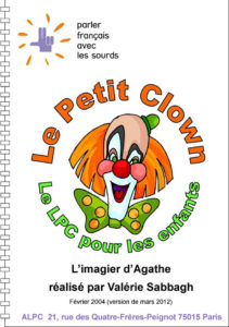 Le Petit Clown - L'imagier d'Agathe