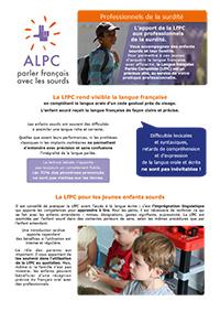 Vignette - Dossier de presse - professionnels_ALPC_2019