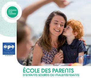 Ecole des parents enfants sourds ou malentendants - 2020-2021