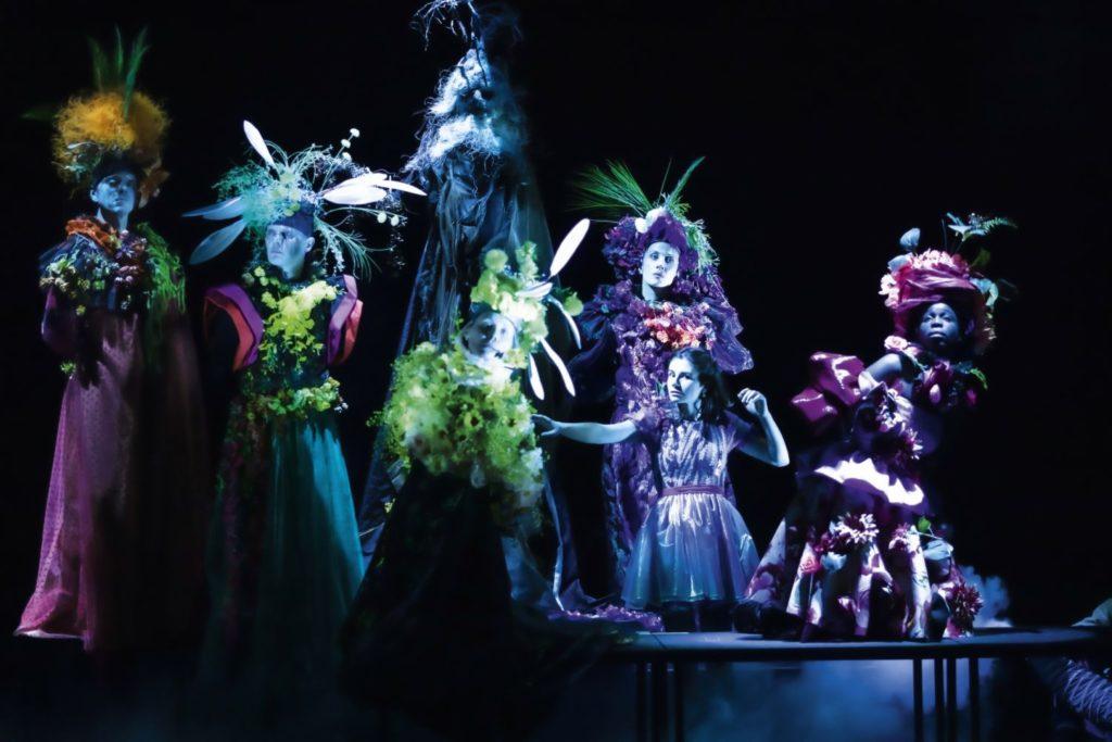 Théâtre de la ville - en Visio - Alice traverse le miroir