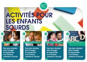 Fiches Fondation pour l'Audition - familles enfants sourds